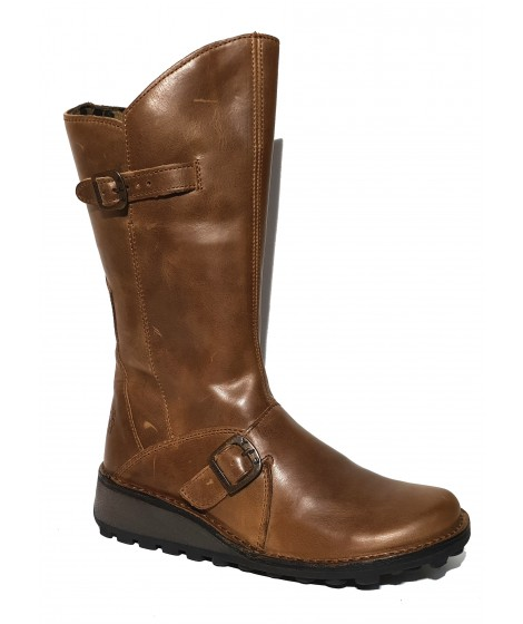 Botas Fly London Mes Camel