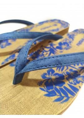 Chancla Inblu básica en Azul