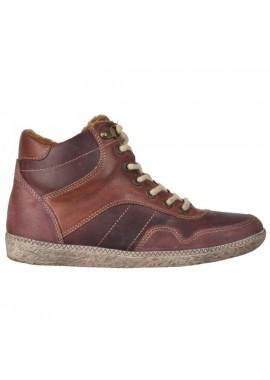 Sneakers Pikolinos Rioja Burdeos Cuña