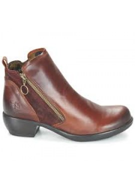 BOTIN FLY LONDON MELI BRICK-LADRILLO