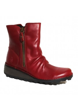 Botas Fly london Mong Rojo (MONG944FLY)
