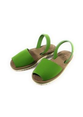 Sandalia niño Mykai verde-1404